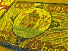 rug hooking | primitivespirit