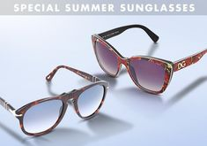 Special Summer Sunglasses
