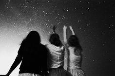 fall stars are the brightest//