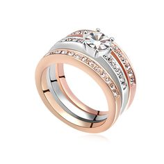 Make an Offer @JeremiahImports.com  Size Royal 8 Hot ...  http://www.jeremiahimports.com/products/royal-blue-8-hot-new-special-rose-gold-silver-ring-crystals-from-swarovski-crystal-rings-for-women-anel-feminino-wedding-fine-jewelry?utm_campaign=social_autopilot&utm_source=pin&utm_medium=pin
