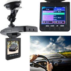 "New 2.5"" Full HD 1080P Car DVR Vehicle Camera Video Recorder Dash Cam"