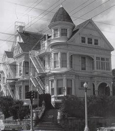 Henry Ohlhoff House -vintage photo