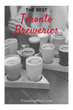 Over the years it has been a pleasure to watch the rise of independent Toronto breweries who have changed the face of craft beer in Toronto. Alright, that's enough about that. This list is derived from the input from some of my friends from the Toronto Bloggers Collective and myself. Let's talk about some fine Toronto breweries, shall we? #brewery #torontobrewery #torontobreweries #torontocraftbeer #torontobeer #craftbeer #travel #brewerytravel #craftbeertravel #traveltip #traveladvice Ontario Travel, Toronto Travel, Home Brewing Beer, Short Trip, Discount Travel, Canada Travel, World Traveler, Amazing Destinations, Travel Advice