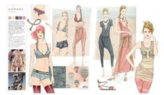 Promostyl - Lingerie trend book
