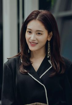 [Video + Photos] First Teaser and Stills Added for the Upcoming Korean Drama 'The Secret Life of My Secretary' Korean Actresses, Korean Actors, Actors & Actresses, Korean Idols, Secret Life, The Secret, Yoon Seo, Korean Drama Movies, Korean Dramas