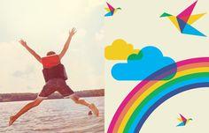 A dupla de imagens dessa semana da Shutterstock celebra a liberdade e o pensamento criativo. Faça o download free no link.