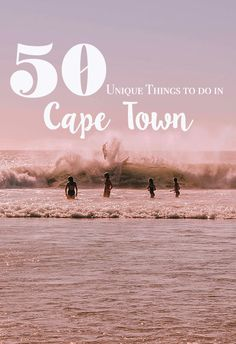 Looking for unique things to do in Cape Town, South Africa? Together with JetJournal I have created the ultimate list of my favorite things to do in the Mothercity. #southafrica #capetown via @nightelephant