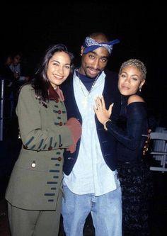 Tupac, Jada