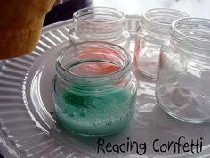 Preschool Science Experiment