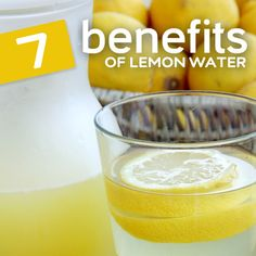 This is why you should start everyday off with a glass of lemon water…