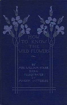 How to Know the Wild Flowers by Mrs. William Starr Dana (1893)