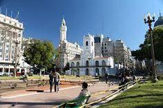 Cabildo de Buenos Aires, Argentina.