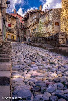 Carrer de Bellver de Cerdanya,  Lleida Catalonia