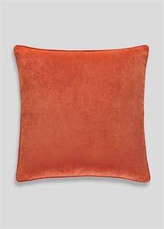 Large Velour Cushion (58cm x 58cm)