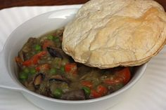 A2K - A Seasonal Veg Table: Vegan Winter Vegetable Pot Pie with Puff Pastry
