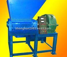 Rubber crusher (plastic crusher) machine (FSJ) - China Crusher rubber crusher, Xinhang