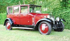 Rolls-Royce 20HP Thrupp & Maberly 1927