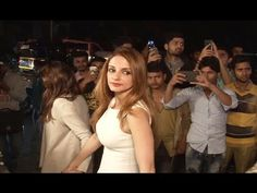 Ex wife Sussanne Khan attends Hrithik Roshan's birthday party.