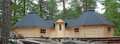 Pine Pro - Grillkåta - Grillikota - BBQ hut - Grillhytte - www.pinepro.se