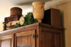 plant on top of armoire - Google Search