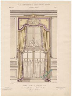 Croisee Louis XVI, pour Petit Salon
