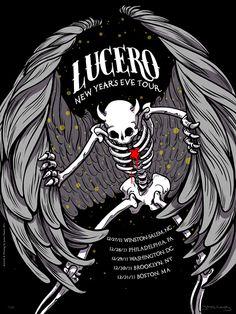 James Flames: Lucero Concert