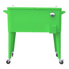 Found it at Wayfair - 80 Qt. Patio Rolling Cooler