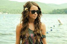 wavy beach hair tumblr | Hairstyle | Hair Style