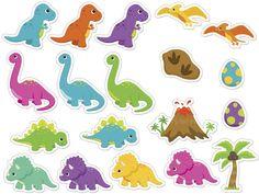APLIQUE 3,5 CM DE ALTURA    Os apliques podem ser usados para decoração de forminhas de doces, colherzinhas e copos de doces, tubetes e outros itens pequenos de decoração.    OUTROS MODELOS:  http://www.elo7.com.br/dinossauros/al/A03A3    CARACTERÍSTICAS  ______________________________  Impressão...