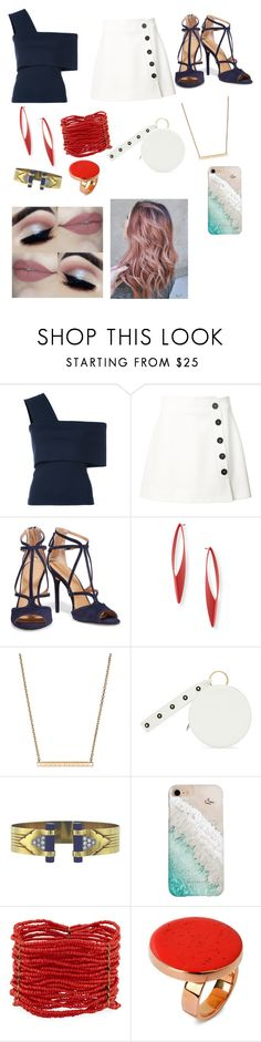 """Business meeting"" by mebanks05 on Polyvore featuring Rosetta Getty, Misha Nonoo, Halston Heritage, Chopard, Diane Von Furstenberg, Tiffany & Co., Gray Malin, Berry and STELLA McCARTNEY"