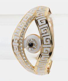 Evil eye bangle #shoplately I WANT THIS
