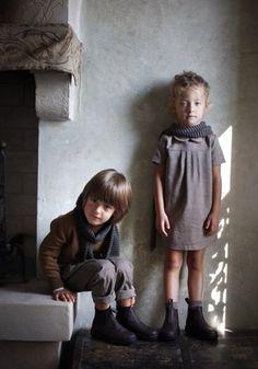 Moda infantil y moda bebé Babe and Tess http://www.minimoda.es