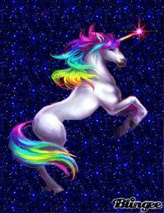 Unicorns and Rainbows   beautiful rainbow unicorn tags blue rainbow sparkle unicorn