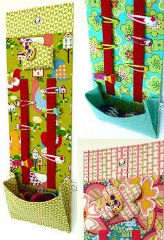 Beemamá. Blog moda bebés, niños, DIY, juguetes y decoración.: Horquillas y gomas en orden (Diy Ideas Accesorios)