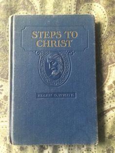 Ellen-White-Steps-to-Christ-Hardcover-1948