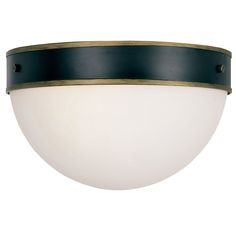 Needham 2-Light Outdoor Flush Mount