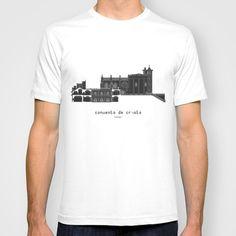 HexArchi - Portugal, Tomar, Convento de Cristo T-shirt