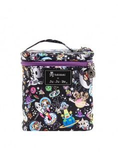 tokidoki x Ju.Ju.Be Fuel Cell Lunchbag Space Place