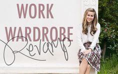 Work Wardrobe Revamp