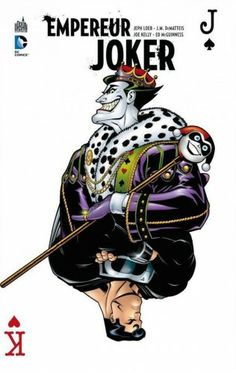Comics - EMPEREUR JOKER de LOEB JEFF et MCGUINNESS ED - 21.38€ (-5%) sur sauramps.com #supervilain #joker #superman #DC