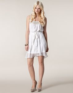 Aliyah strap dress from Vero Moda