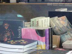 ...books everywhere