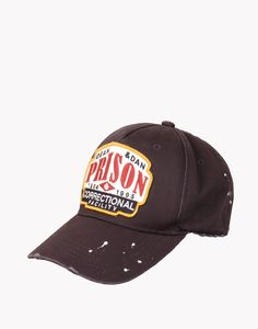 1cb8d31ea96 Baseball Cap - Hat Men - Dsquared Official Online Store