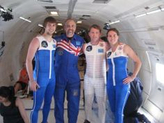 Skin-Tight, Gravity-Mimicking Suit Gets Ready To Go To Space