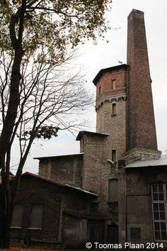 Tallinn Merimetsa water tower (hospital), Estonia