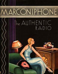 Marconiphone Radio