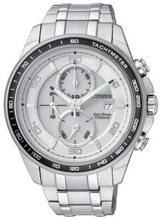 Citizen - SUPER TITANIUM - Crono - CA0340-55A