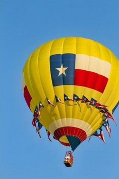Texas balloon.