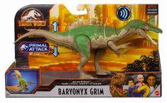 Jurassic World Dinosaur Toys, Dinosaur Toys For Kids, Jurassic Park Toys, The Good Dinosaur, Dinosaur Facts, Largest Dinosaur, Animal Action, Jurassic World Fallen Kingdom, Barbie