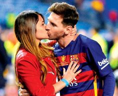 Lionel Messi set to marry girlfriend Antonella next year Lionel Messiand his girlfriendAntonella Roccuzzoare set to get married in 2017 according to sources close to Messis family. Messi and Roccuzzo met in 2008 in Rosario Argentina through her cousin and childhood friend of hisLucas Scagliawho is also a footballer. The 29-year-old footballer already has two children with Roccuzzo; four-year-oldThiagoand one-year-oldMateo. News Sport Sports